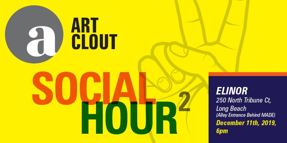 Art Clout Social Hour 2 at Elinor Drinkery. Click to see the event page on Facebook.