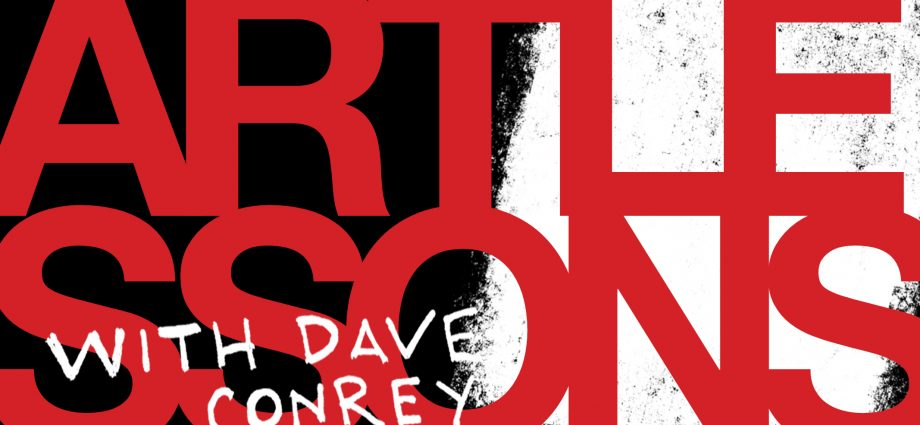 art lessons podcast with dave conrey