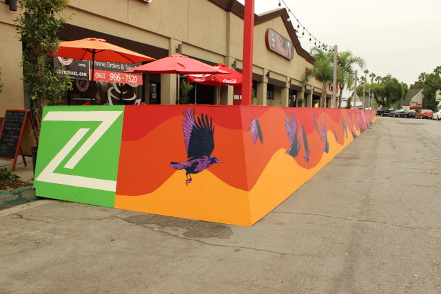 Cody Lusby Mural - DiPiazzas
